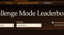 You Should Try: Challenge Modes