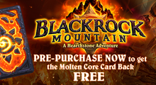 Blackrock Mountain Pre-Purchase Now Available