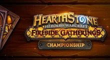Hearthstone Fireside Gathering Championships