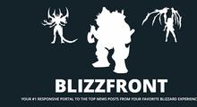 BlizzFront.com - A New Blizzard News Portal