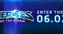 Heroes of the Storm Enters Open Beta