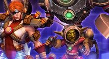 Super Sonya and Mad Martian Gazlowe Skins Now Available