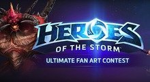 Heroes of the Storm Ultimate Fan Art Contest