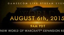 New Warcraft Expansion To Be Announced August 6 at gamescom