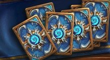 Hearthstone eSports Power Core Card Back