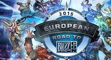 European 'Road to BlizzCon' 2015 October 3-4