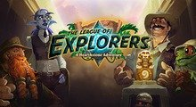 League of Explorers decks are appearing all the time!