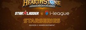 Hearthstone SL i-League StarSeries 2: List of Competitors