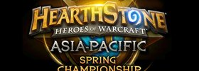 Asia-Pacific Spring Championship Results