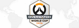 Overwatch World Cup Announced