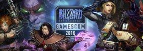 Blizzard at Gamescom 2016
