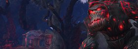 Legion Previews: Class Halls, Valsharah, Darkheart Thicket & Black Rook Hold