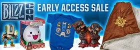 BlizzCon 2016 Merchandise Sale Kicks Off October 12