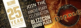 BlizzCon to Feature Diablos 20th Anniversary Party!