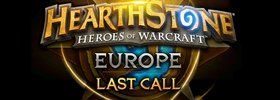 Europe Last Call Event Preview