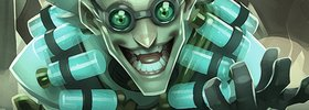 Overwatch Comic Junkenstein Released