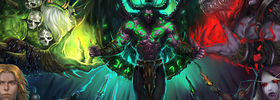 Patch 7.1: Illidans Story & Nagrand Arena Visual Update