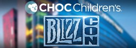 BlizzCon Charity Auction on November 2