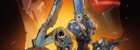 First Strike Graphic Novel Cancelled