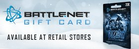 The Battle.net Gift Card