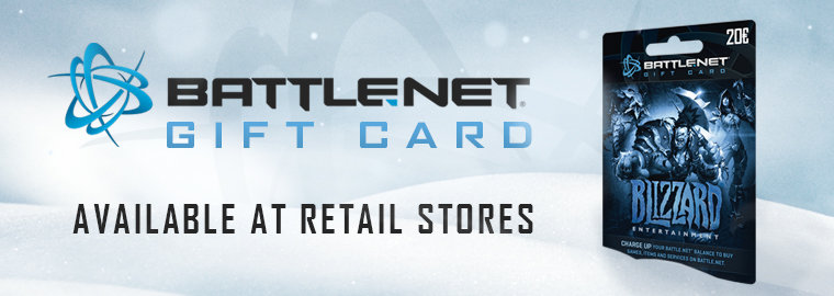 The Battle.net Gift Card - News - Icy Veins Forums