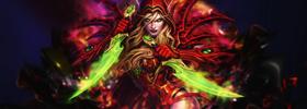 New Hero: Valeera Sanguinar