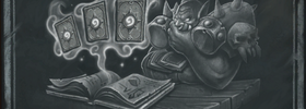 Tavern Brawl: Spellbook Duel