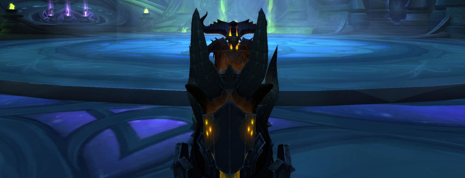 Patch 7 2 Warlock Class Mount News Icy Veins All available tints were included in the video. patch 7 2 warlock class mount news