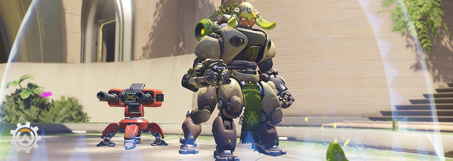 New Tank Hero Announced: Orisa + PTR Patch - News - Icy Veins Forums