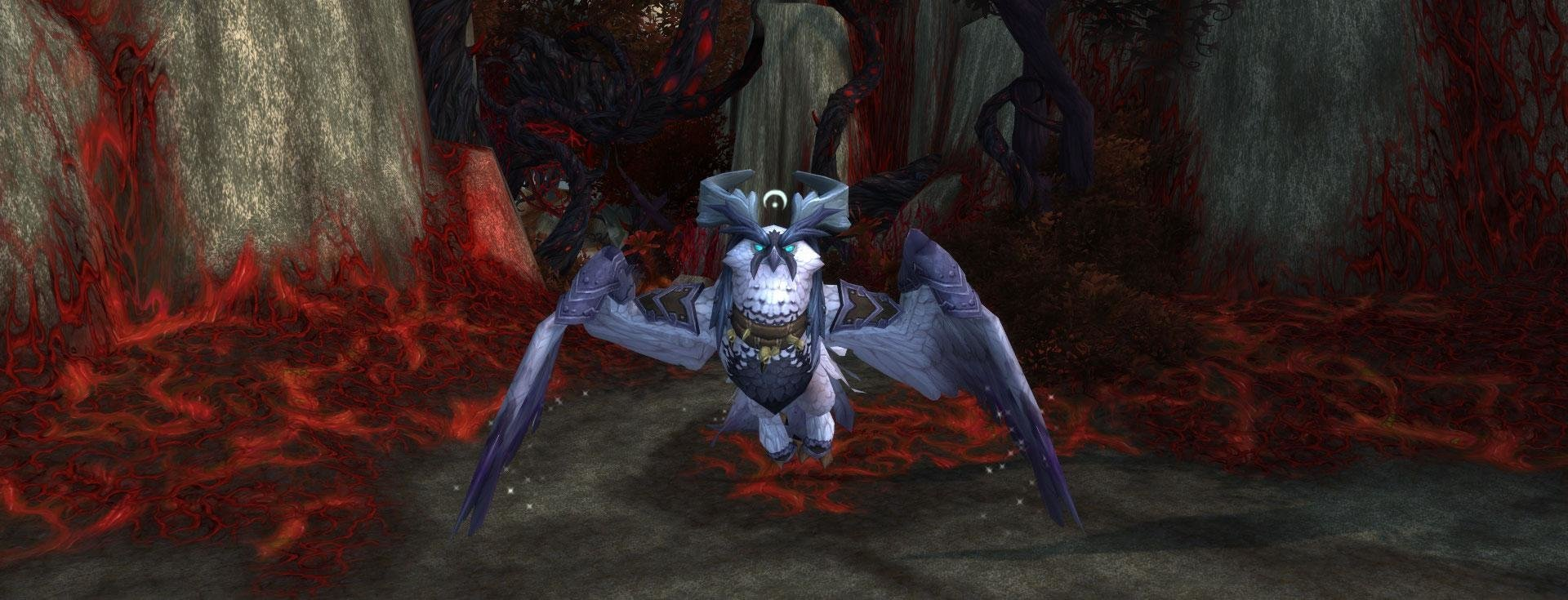 Druid Mount Travel Form Updates - News - Icy Veins Forums