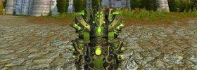 Warrior Tier 20 Mythic Set
