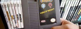 WoW as a NES Game!