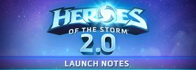 Heroes 2.0 Launch Patch Notes