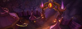 Patch 7.2.5 - Darkmoon Faire Blight Boar Preview