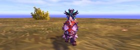 Patch 7.3: Vicious War Fox PvP Mount