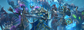 Shadowreaper Anduin (Death Knight) Reveal: Knights of the Frozen Throne