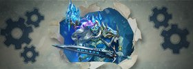 Patch 9.0: Knights of the Frozen Throne Preparations & Arena Changes