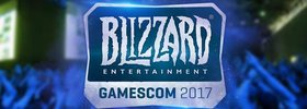 Blizzard at gamescom 2017 Event Schedule