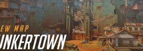 Junkertown Animated Short and New Map!