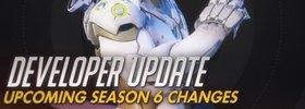 Dev Update: Season 6 Changes