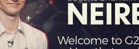Neirea Joins G2 Esports