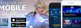 Download the 2017 BlizzCon Mobile App