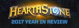 2017 Year in Review - Hearthstone