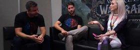 TradeChats BlizzCon Dev Interview with Alex Afrasiabi & Chris Robinson