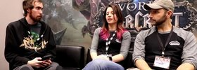 Hotted & Asmongold BlizzCon Dev Interview with Ryan Cobo & Shani Edwards