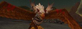 Highmountain Tauren Druid Forms in Battle for Azeroth