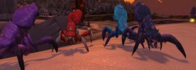 New Call of the Scarab Micro-Holiday Mounts in Patch 7.3.5