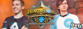 HCT 2017 World Championship Day 2 Recap