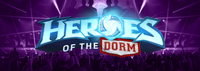 Heroes of the Dorm 2018 Announced
