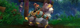 Shu-Zen, the Divine Sentinel Mount Now Available